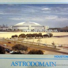 Coleccionismo deportivo: POSTAL POST CARD THE ASTRODOME STADIUM FOOTBALL BEISBALL HOUSTON TEXAS. Lote 53716179