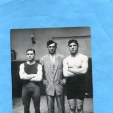 Coleccionismo deportivo: LA BELLE EPOQUE ( BOXEO ) -- CIRCULADA - (CR-NV16-4 ). Lote 58633400