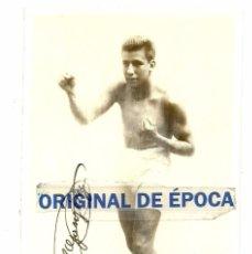 Coleccionismo deportivo: (F-161031)POSTAL FOTOGRAFICA BOXEO , MANUEL GONZALEZ. Lote 62175120
