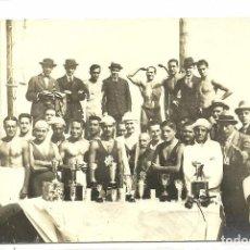Coleccionismo deportivo: (PS-50100)POSTAL FOTOGRAFICA CLUB NATACIO BARCELONA-ARCHIVO FRANCISCO MONTANER. Lote 64780635