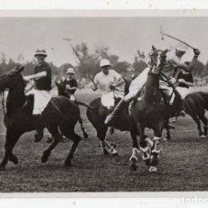 Coleccionismo deportivo: POSTAL ANTIGUA DE LOS JUEGOS OLIMPICOS DE BERLÍN EN 1936. POLO.. Lote 67680697