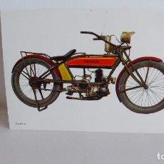 Coleccionismo deportivo: POSTAL MOTO CLEVELAND. Lote 76674439