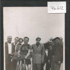 Coleccionismo deportivo: POSTAL CICLISMO - FOTOGRAFICA - VER REVERSO - (46.612). Lote 76892495