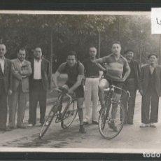 Coleccionismo deportivo: POSTAL CICLISMO - FOTOGRAFICA - VER REVERSO - (46.614). Lote 76893367