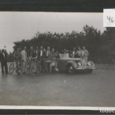 Coleccionismo deportivo: POSTAL CICLISMO - FOTOGRAFICA - VER REVERSO - (46.616). Lote 76894347