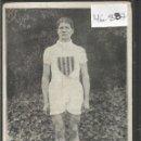 Coleccionismo deportivo: PEDRO PRAT - CAMPEON ESPAÑA DE CROS AÑO 1916- FEDERACIO CATALANA -VER REVERSO -(46.887). Lote 79812641