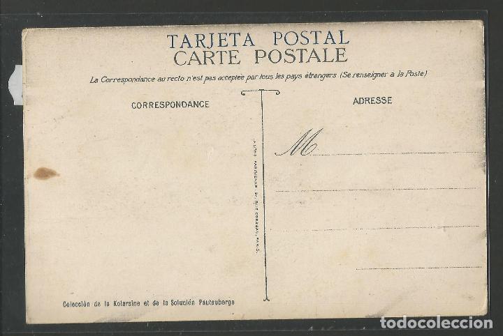 Coleccionismo deportivo: POSTAL FUTBOL - BOXEO - BOXE - JUEGOS OLIMPICOS PARIS 1924 -VER REVERSO -(46.944) - Foto 2 - 80017149
