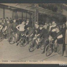 Coleccionismo deportivo: CICLISMO - VELODROMO DE INVIERNO - PARIS - FRANCE - FRANCIA - BICICLETA - P20792. Lote 87689168