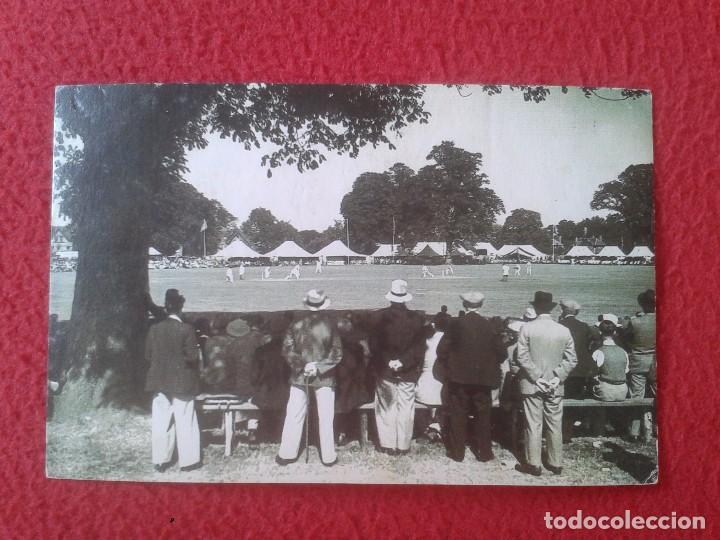 POSTAL POST CARD NOSTALGIA POSTCARD VINTAGE THE CANTERBURY CRICKET FESTIVAL 1938 KENT PLAYER FAGG (Coleccionismo Deportivo - Postales de otros Deportes )