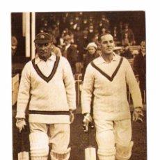 Coleccionismo deportivo: POSTAL POST CARD THE NOSTALGIA POSTCARD VINTAGE 1931 YORKSHIRE THE SCARBOROUGH CRICKET FESTIVAL.VER. Lote 88146968