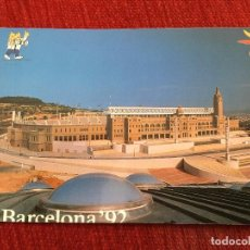 Coleccionismo deportivo: R2676 POSTAL FOTOGRAFIA OLIMPIADAS BARCELONA 92 1992 COBI SANT JORDI. Lote 93156300