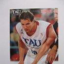 Coleccionismo deportivo: POSTAL JUGADOR TAU CERAMICA BASKONIA VITORIA BASKET. DAVID KORNEL. BALONCESTO. TDKP12. Lote 98139767