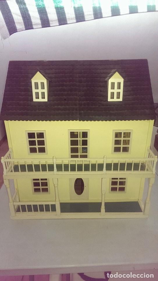 antigua casa de muñecas completa, incluida casa - Comprar Postales ...