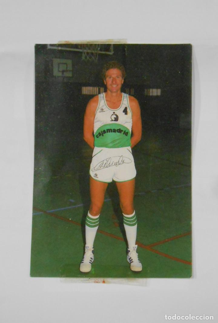 POSTAL WAYNE BRABENDER JUGADOR DE BALONCESTO. TDKP1 (Coleccionismo Deportivo - Postales de otros Deportes )