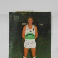 Coleccionismo deportivo: POSTAL WAYNE BRABENDER JUGADOR DE BALONCESTO. TDKP1. Lote 113852243