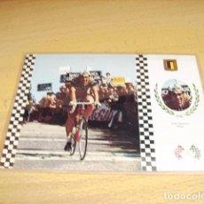 Coleccionismo deportivo: CICLISMO Nº1 EDDY MERCKX ( BELGICA ). Lote 117011611