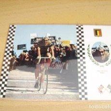 Coleccionismo deportivo: CICLISMO Nº1 EDDY MERCKX ( BELGICA ). Lote 117011747