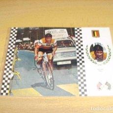 Coleccionismo deportivo: CICLISMO Nº2 VAN IMPE ( BELGICA ). Lote 117011871
