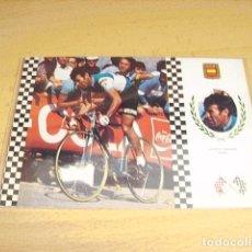 Coleccionismo deportivo: CICLISMO Nº 3 AGUSTIN TAMAMES ( ESPAÑA ). Lote 117011991