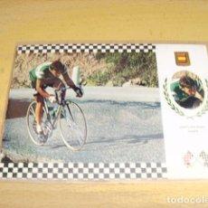 Coleccionismo deportivo: CICLISMO Nº 17 VENTURA DIAZ ( ESPAÑA ). Lote 117013151