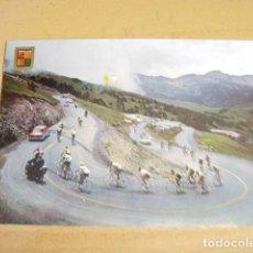 Coleccionismo deportivo: CICLISMO -- VALLS DE ANDORRA -TOUR DE FRANCIA PORT DE ENVALIRA. Lote 117015003