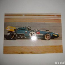 Coleccionismo deportivo: (ALB-TC-30) POSTAL COCHE BRABHAM. Lote 122169759