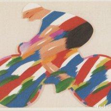 Coleccionismo deportivo: POSTALES POSTAL CICLISMO VUELTA AFRANCIA 1985. Lote 254904975