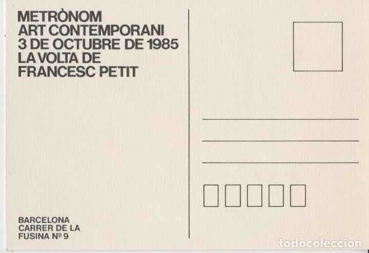 Coleccionismo deportivo: POSTALES POSTAL CICLISMO VUELTA AFRANCIA 1985 - Foto 2 - 257390250