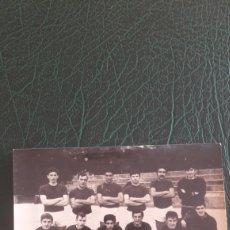 Coleccionismo deportivo: GALICIA FOTO BALONMANO FACULTAD DE CIENCIAS 1968.69 SANTIAGO 1.V.69. Lote 129683664