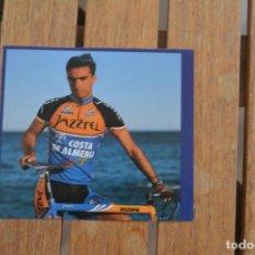 Coleccionismo deportivo: FOTO DEL CICLISTA FABIO TESTI (JAZZTEL COSTA DE ALMERIA). Lote 137155878