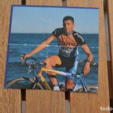 Coleccionismo deportivo: FOTO DEL CICLISTA PABLO SOLER (JAZZTEL COSTA DE ALMERIA). Lote 137156070