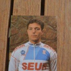 Coleccionismo deportivo: FOTO DEL CICLISTA ROZAS (SEUR). Lote 137158842