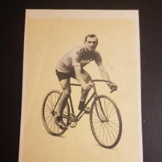 Coleccionismo deportivo: CICLISMO POSTAL GANADOR TOUR DE FRANCIA 1926. Lote 140604534