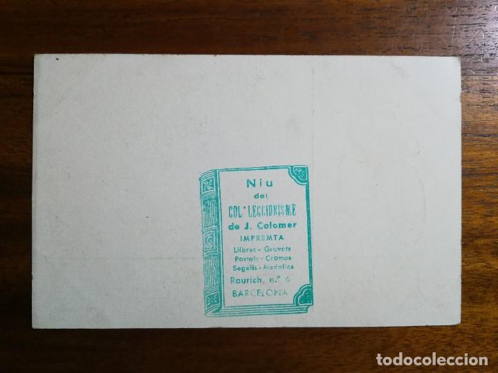 Coleccionismo deportivo: POSTAL PUBLICITARIA BICICLETAS DÜRKOPP - Ciclista FRITZ HOFFMANN ( Berlin - Alemania ) SIn circular - Foto 2 - 197885796