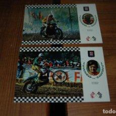 Coleccionismo deportivo: POSTAL SERIE MOTOCROSS - AÑOS 60-70 ... UK . Lote 143160642