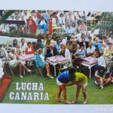 Coleccionismo deportivo: LUCHA CANARIA. GRAN CANARIA. Lote 149442110