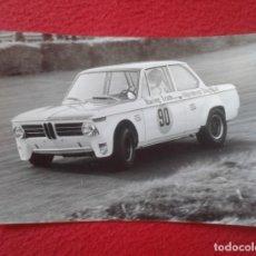 Coleccionismo deportivo: POSTAL POST CARD CARTE POSTALE FOTOGRÁFICA ? COCHE CAR AUTOMÓVIL BMW ? RACING TEAM ALGEMEEN DAGBLAD . Lote 155644170
