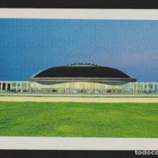 Coleccionismo deportivo: PALAU SANT JORDI.MONTJUÏC.BARCELONA. POSTAL ESCUDO DE ORO.SIN CIRCULAR.. Lote 156548914