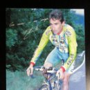 Coleccionismo deportivo: POSTAL PUBLICITARIA FERNANDO ESCARTIN CAI 1997 CICLISMO KELME. Lote 160336966
