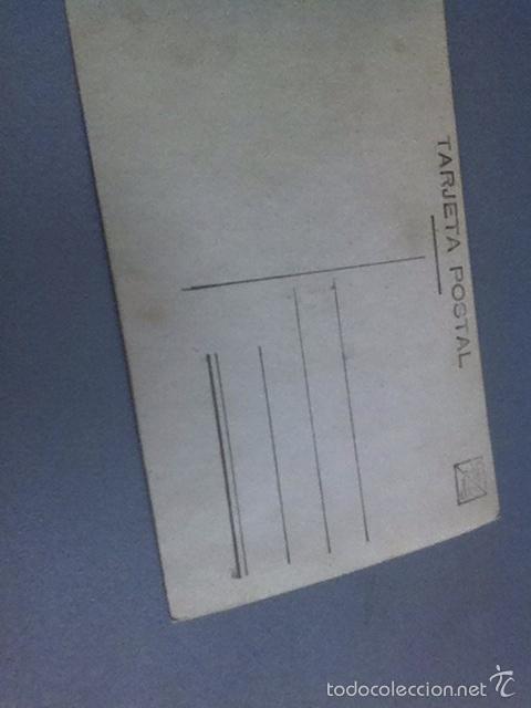 Coleccionismo deportivo: ALPINISTA. Tarjeta original. Sin uso - Foto 2 - 160498660