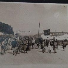 Coleccionismo deportivo: GRAN PREMIO KLEIN DE CICLISMO , MADRID 1918 .- 5 POSTALES FOTOGRAFICAS .- FOTO ALFONSO. Lote 166869917