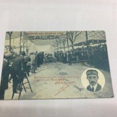 Coleccionismo deportivo: COPA CATALUNYA SITGES 1909. Lote 168907014