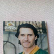 Coleccionismo deportivo: FC BARCELONA DRAGONS / / JESUS ANGOY . Lote 171690708