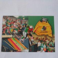 Coleccionismo deportivo: POSTAL OSTAL PENYA SITGES SACK-BARCELONA DRAGONS. Lote 266377063