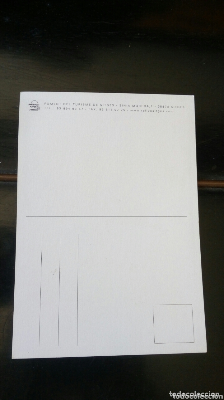 Coleccionismo deportivo: Gran Premi Audi Audi \Sitges 2002 - Foto 2 - 172218685