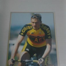 Coleccionismo deportivo: POSTAL STEFAN ADAMSSON COAST.. Lote 176267917