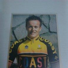 Coleccionismo deportivo: POSTAL JASON PHILLIPS COAST.. Lote 176268314