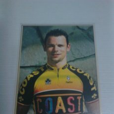 Coleccionismo deportivo: POSTAL KLAUS MUTSCHLER COAST.. Lote 176268632