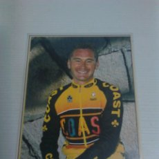 Coleccionismo deportivo: POSTAL HANSKURT BRAND COAST.. Lote 176268787