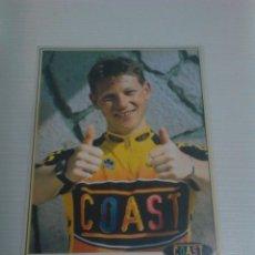 Coleccionismo deportivo: POSTAL FRANK HOJ COAST.. Lote 176269200